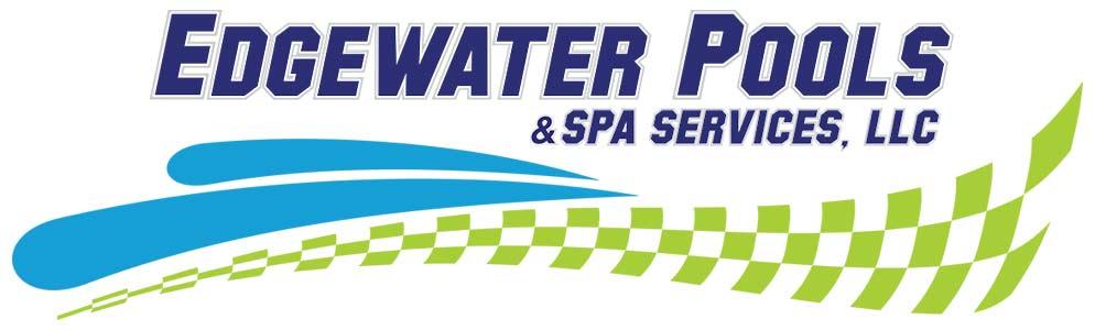 Edgewater Pools Logo | Naples Platinum Pressure Washing Trusted Partner