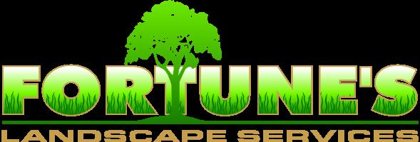Fortunes Landscape Services Logo | Naples Platinum Pressure Washing Trusted Partner